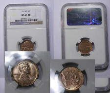 1919-S LINCOLN NGC MS 63RB HIGHER GRADE AND ALL RED! INV#330-B1