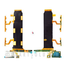 Sony Xperia Z Ultra XL39 C6802 Power Volume Button Flex Cable Repair Part USA