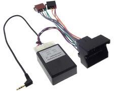 Volante Control Remoto Ford Quadlock Sony Adaptador de Interfaz Autorradio