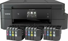 Brother MFC-J985DW XL Wireless Color Inkjet All-In-One Printer with Auto Duplex