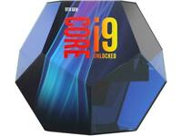 NEW Intel Core i9-9900K Hexa-Core 16-Thread 3.1 GHz - 5.0GHz Turbo Processor
