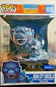 Funko POP! Godzilla vs. Kong - Godzilla - Neon City Lights - Walmart Exclusive