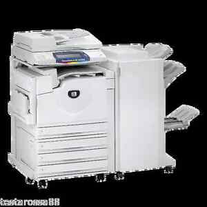 Fuji Xerox Document Centre II C4300 Photocopier Printer & Scan with Finisher