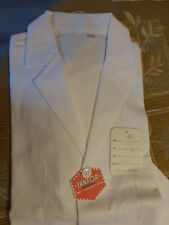 NOS ancienne blouse labo chimie vintage SANFOR FRANCE Taille 50  100% coton