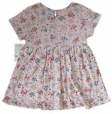 Le Chat Coco Pink Flower Pointelle Cotton Dress 18 months NWT