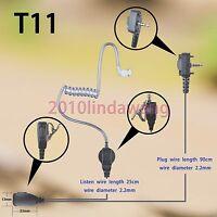 1-wire Surveillance Headset for Vertex Standard VX261 VX264 Portable Radio