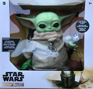 The Child Baby Yoda Star Wars The Mandalorian Mattel 4 Accessories Mattel NWB