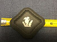 BLACK WEDGWOOD JASPERWARE TRAY