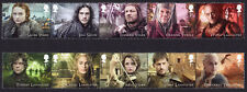 GAME of THRONES 2018 - Mint Stamp Set of Ten