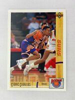 Cedric Ceballos Phoenix Suns Rookie 1991 Upper Deck Basketball Card R20