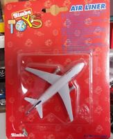 LUFTHANSA  AIRPLANE  AIR LINER SIMBA NEUF SS BLISTER NEVER OPEN