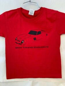 YOUTH KIDs FERRARI 250 GTO RACING T SHIRT Grand Turismo Omologato ENZO DINO 308