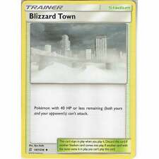 187/236 Blizzard Town | Uncommon Trainer Card | Pokemon SM11 Unified Minds TCG