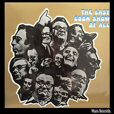 THE LAST GOON SHOW OF ALL LP, Spike Milligan, Peter Sellers, Harry Secombe