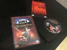 LOS CAZAVAMPIROS DE TSUI HARK DVD