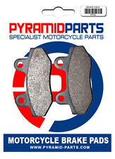 Hyosung GT 125 Comet 2004 Front Brake Pads