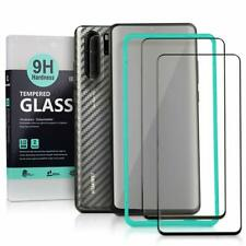 9D Full Curved Huawei P30 Pro Camera Lens Screen Tempered Glass Protector