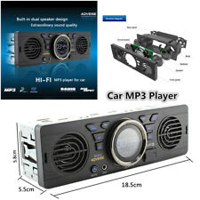 1Din Bluetooth Car Stereo Audio In-Dash FM Aux Receiver SD USB MP3 Radio Player