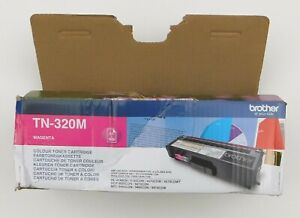 GENUINE BROTHER TN320M MAGENTA toner cartridge 9055CDN 4140CN 9460CDN L3710CW