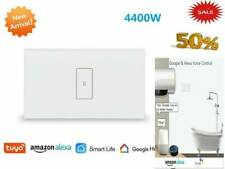 NEW Tuya Smart Life WiFi Boiler Water Heater Switch 4400W App Timer heating