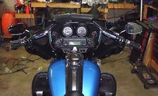 "Bikers Choice Chrome 10"" Prime Apes Bars Handlebars Harley Touring Bagger 96-17"