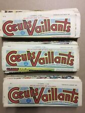 COEURS VAILLANTS - Année 1949 - TBE