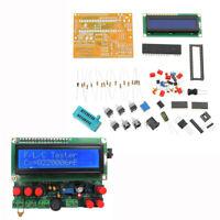 DIY High Precision Digital Inductance Meter Capacitance Meter Frequency Meter Ki