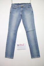 Levi's stella slim jeans usato (Cod.D1302) Tg.44 W30 L34 donna boyfriend