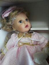 Paradise Galleries Sleeping Beauty Vinyl Blonde Blue Eyes Baby Doll
