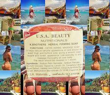 5x HOT SOAP Women fat reduce cellulite shaper slimming asian girls secret firmin