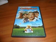 Caddyshack (DVD, 2010, 30th Anniversary Widescreen) Chevy Chase,Bill Murray Used