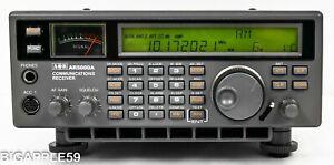 AOR AR5000AU+3 Receiver Scanner AM / HF / FM / VHF / UHF 10KHz - 3000MHz UNBLOCK