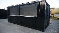 20ft Shipping Container Bar Conversion BESPOKE