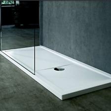 Piatto doccia Novellini Olympic Plus H45 mm acrilico vetroresina - bianco