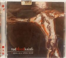 Red Blood Hands - 8 Spots On A White Mind (CD) (Metal/ Punk)