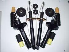 4 gasdruck Stoßdämpfer Satz +4 Domlager +4 Staubschutz VW Golf 2 + 3,Vento -8/94