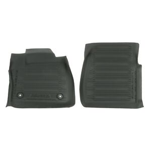 Genuine Ford Super Duty 17-21 Tray Style Molded Floor Mat Set 2-pc REGULAR CAB