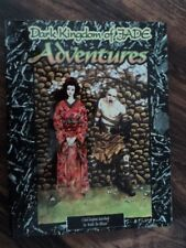 Dark Kingdoms of Jade Adventures Wraith Oblivion White Wolf USED trade paperback