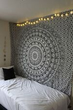 Elephant Mandala Hippie Wall Hanging Tapestry Large Bedspread Decor Throw5