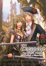 Hetalia Axis Powers LOVE Doujinshi Prussia Gilbert x Hungary Elizabeta Eszencia