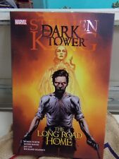 The Dark Tower The Long Road Home Hardcover Marvel Comic Book by Stephen King