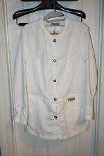 New listing Urbane Womens Lab Jacket 9607 - White - Small