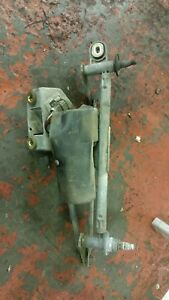RENAULT SCENIC MK1 - BOSCH FRONT WIPER MOTOR & MECHANISM / LINKAGES  4 PIN PLUG