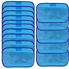 Microfiber Mopping Cloths 15 Wet For iRobot Braava 380 380t 320 Mint 4200 4205