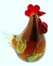 Crystal Glass Ornaments/Figurines/Chicken Collectables