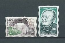 FRANCE - 1987 YT 2452 à 2453 - TIMBRES NEUFS** LUXE