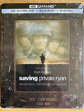 Saving Private Ryan Steelbook (4K Uhd + Bluray + digital)