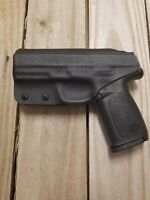 S&W SD9VE/SD40VE Concealment Black Kydex IWB holster right handed