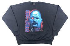 Vintage Rare 90s 1998 Stone Cold Steve Austin Titansports Terminator WWF 2XL