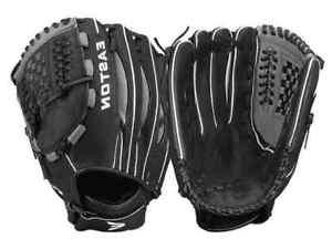 "Easton Alpha Series Slowpitch Softball 13"" Glove Mitt Outfield APS1300 LHT"